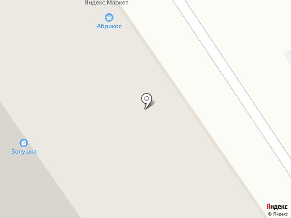 Ruks Gym на карте Томска