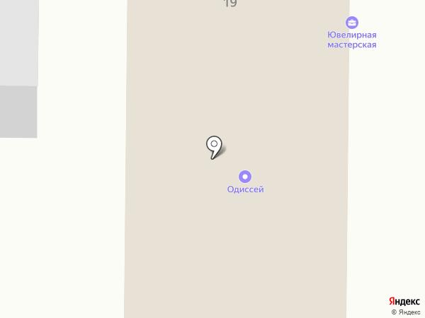 Элект-Монтаж на карте Томска