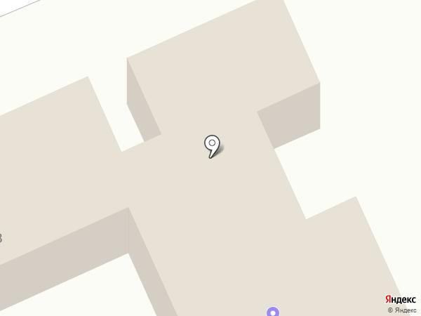 Хлестаковъ на карте Белокурихи