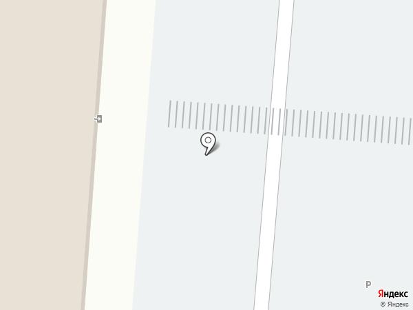 Чайкофф на карте Томска