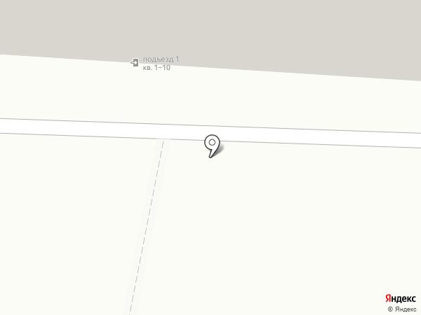 Себа на карте Томска