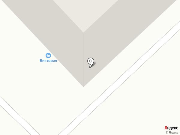 Тюряга на карте Томска