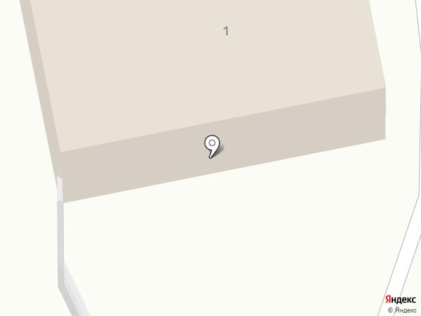 Газсервис, ЗАО на карте Томска