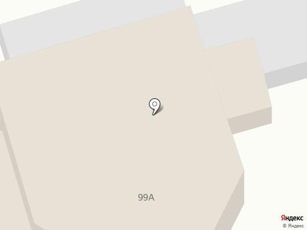 Сфера-Дома на карте Белокурихи