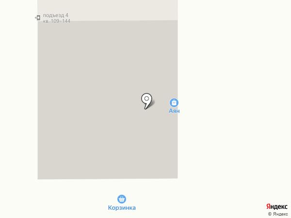 Хмельная кружка на карте Томска