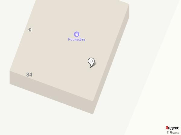 АЗС на карте Белокурихи