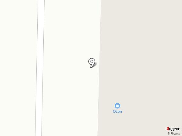 NINJA на карте Томска