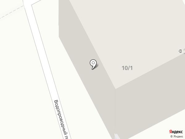 На крылечке на карте Томска