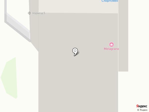Ем правильно на карте Томска