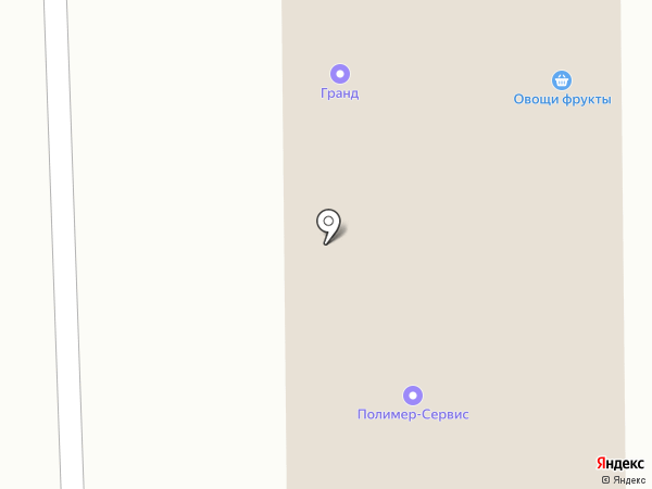 Кирева на карте Томска