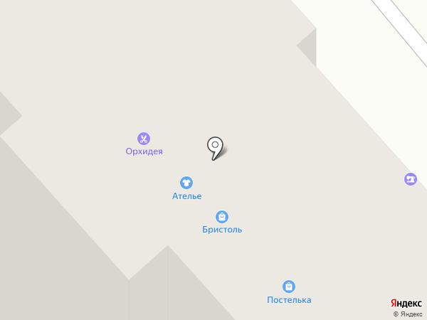 Ассорти на карте Томска
