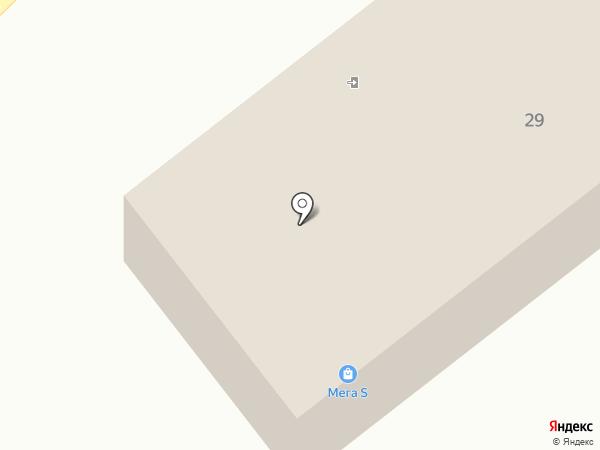 МегаS на карте Белокурихи