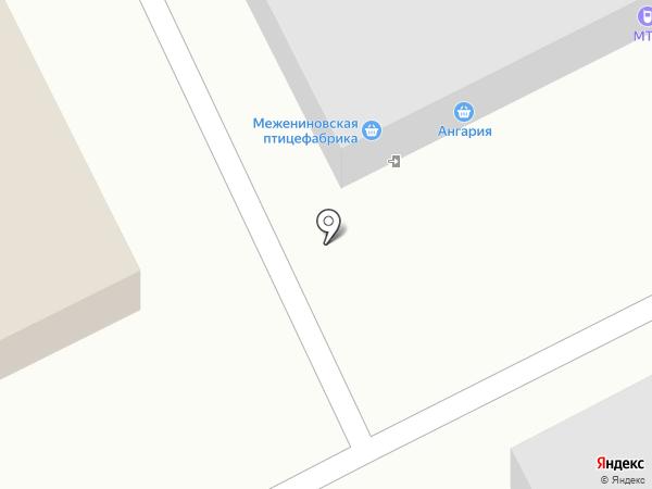 АКБ Енисей, ПАО на карте Томска