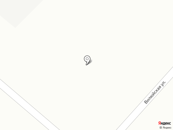 Автомойка на карте Томска