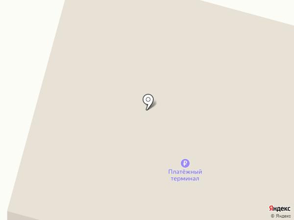 Минимаркет на карте Зональной станции