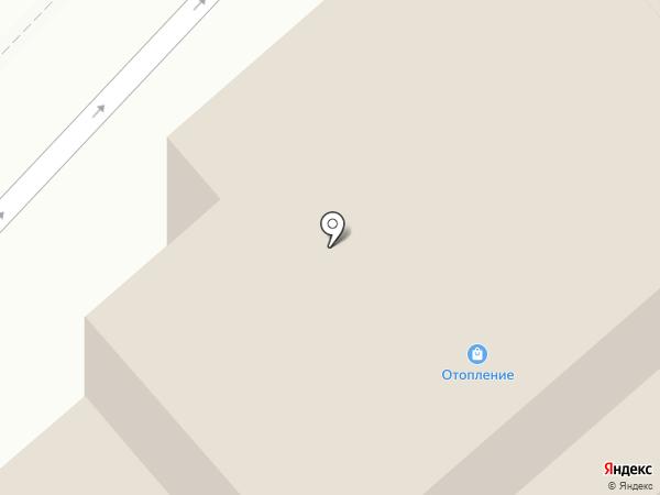КИТ-сервис на карте Томска