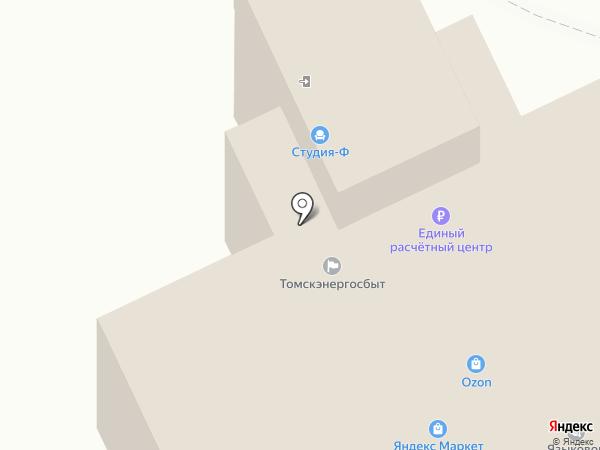 Просто Шторы на карте Томска