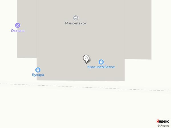 Мюнстер на карте Томска