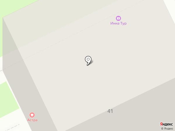 18+ на карте Томска
