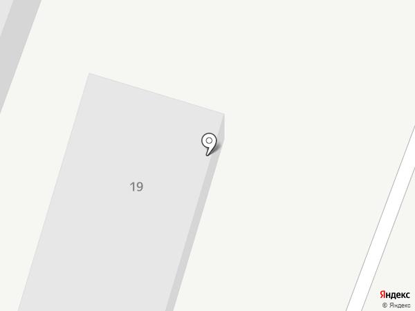 Автоцентр на карте Зональной станции