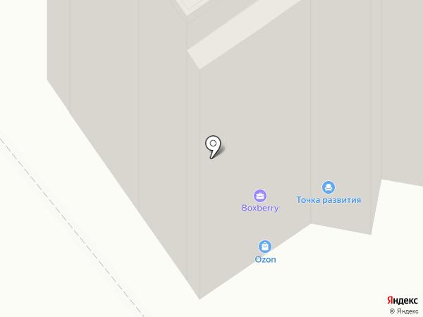Школа цифровых технологий на карте Томска