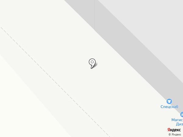 Рыба-Kit на карте Томска