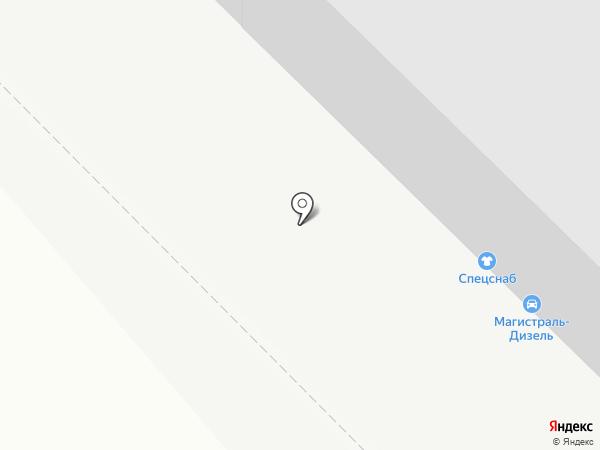 ПроектСтройИнвест на карте Томска
