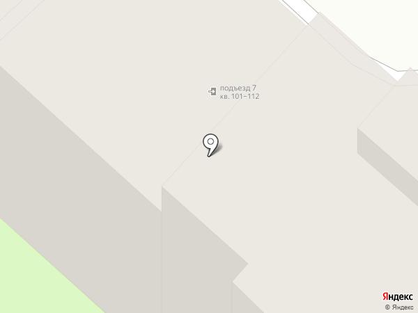 Гальцов К.А. на карте Зональной станции