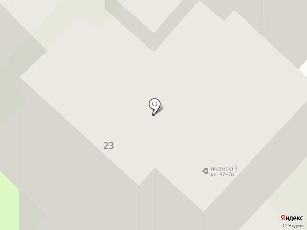 Межпоселенческая центральная библиотека Томского района на карте Зональной станции