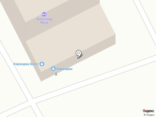 PROSTO Photostudio на карте Томска