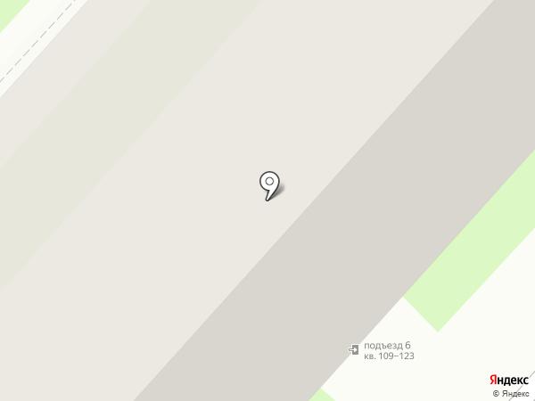 Студия рекламы на карте Зональной станции