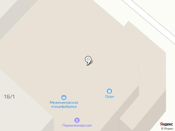 ЭСКАЛА на карте Зональной станции
