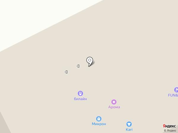 Siesta на карте Томска