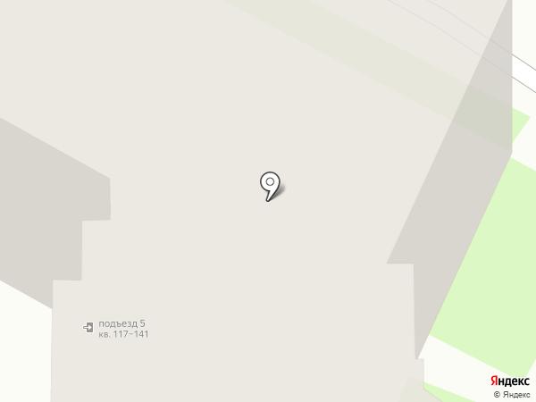 Валентина на карте Зональной станции