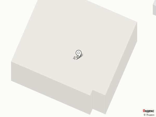 ТомТент на карте Зональной станции