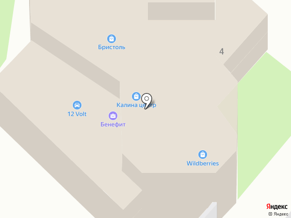 Володушка на карте Зональной станции
