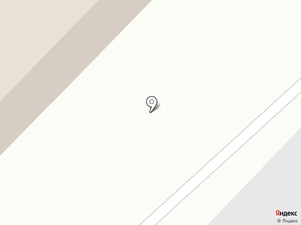 ПромТехСнаб на карте Томска