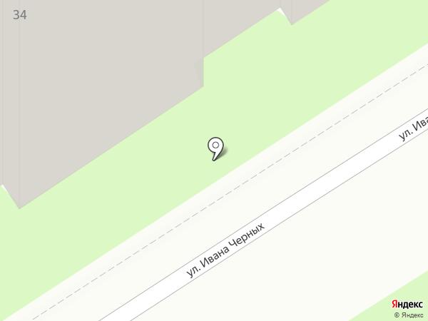 MicaMineral на карте Томска