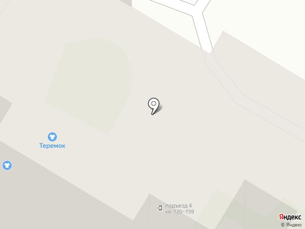 Tabachini на карте Томска