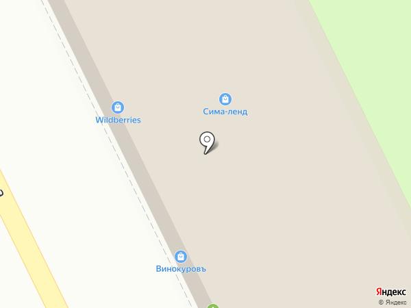 DымоV на карте Томска