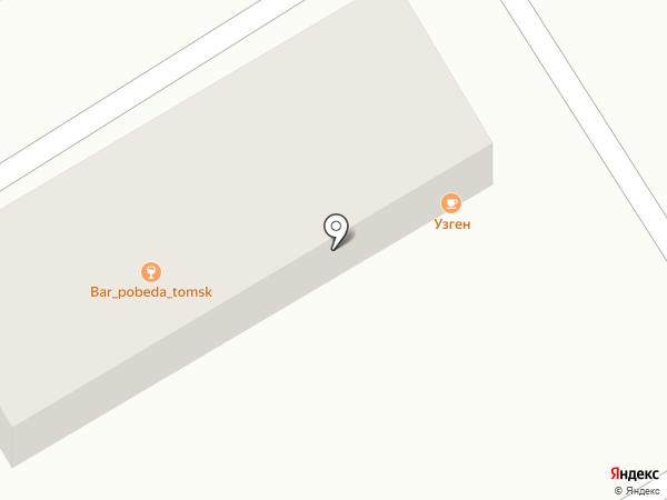 MISSI на карте Томска