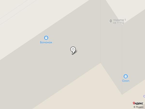 Мега кега на карте Томска