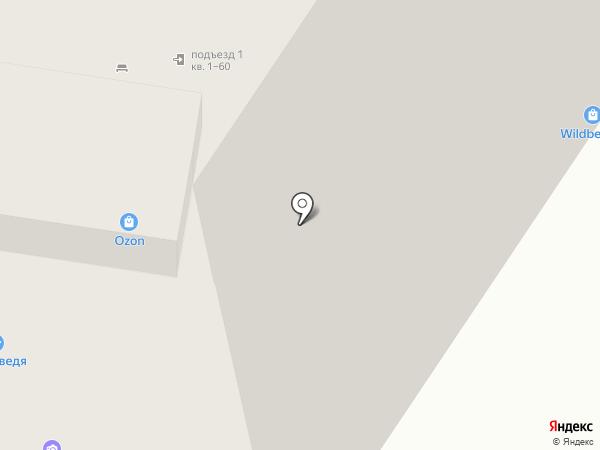 Vikont на карте Томска