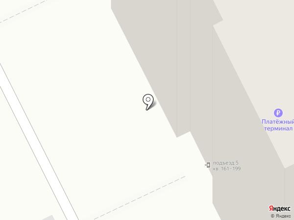 Песок в движении на карте Томска
