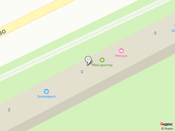 Виктория на карте Томска