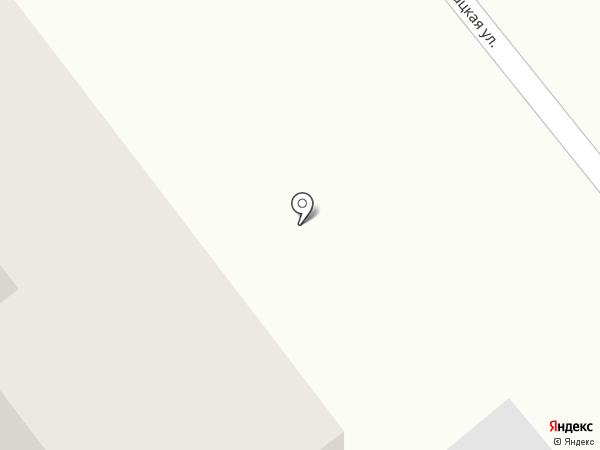 Дом в Науке на карте Томска