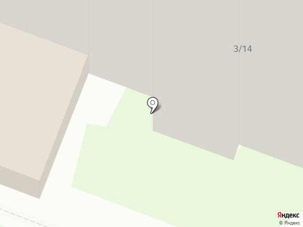 Зоо Гурман на карте Томска