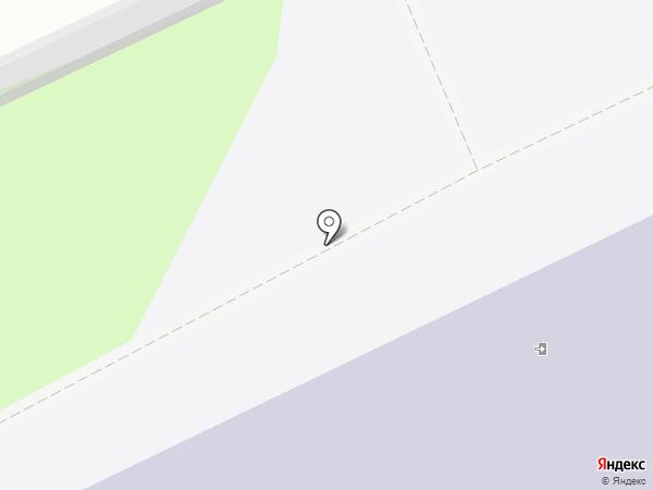 Федерация кендо Томской области на карте Томска