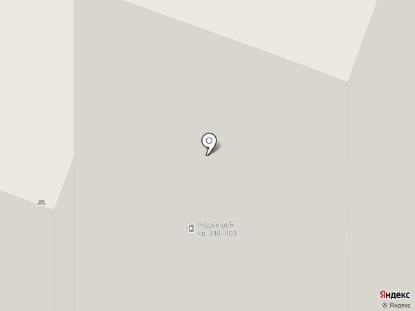 Канал и Я на карте Томска
