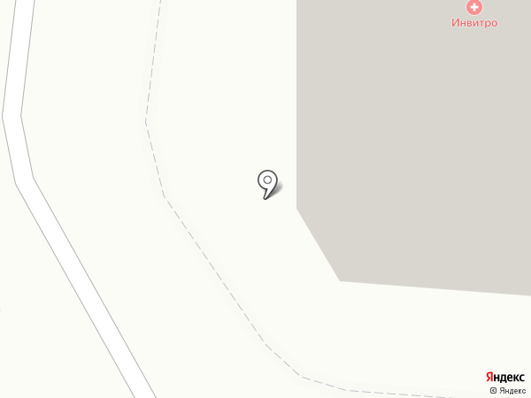 Продуктовый магазин на карте Томска